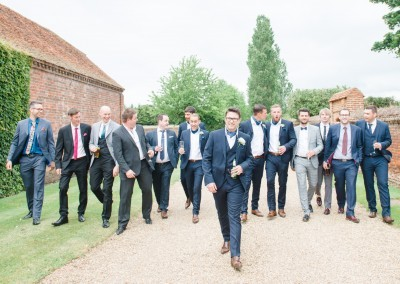 Hannah McClune Photography. Here come the lads!