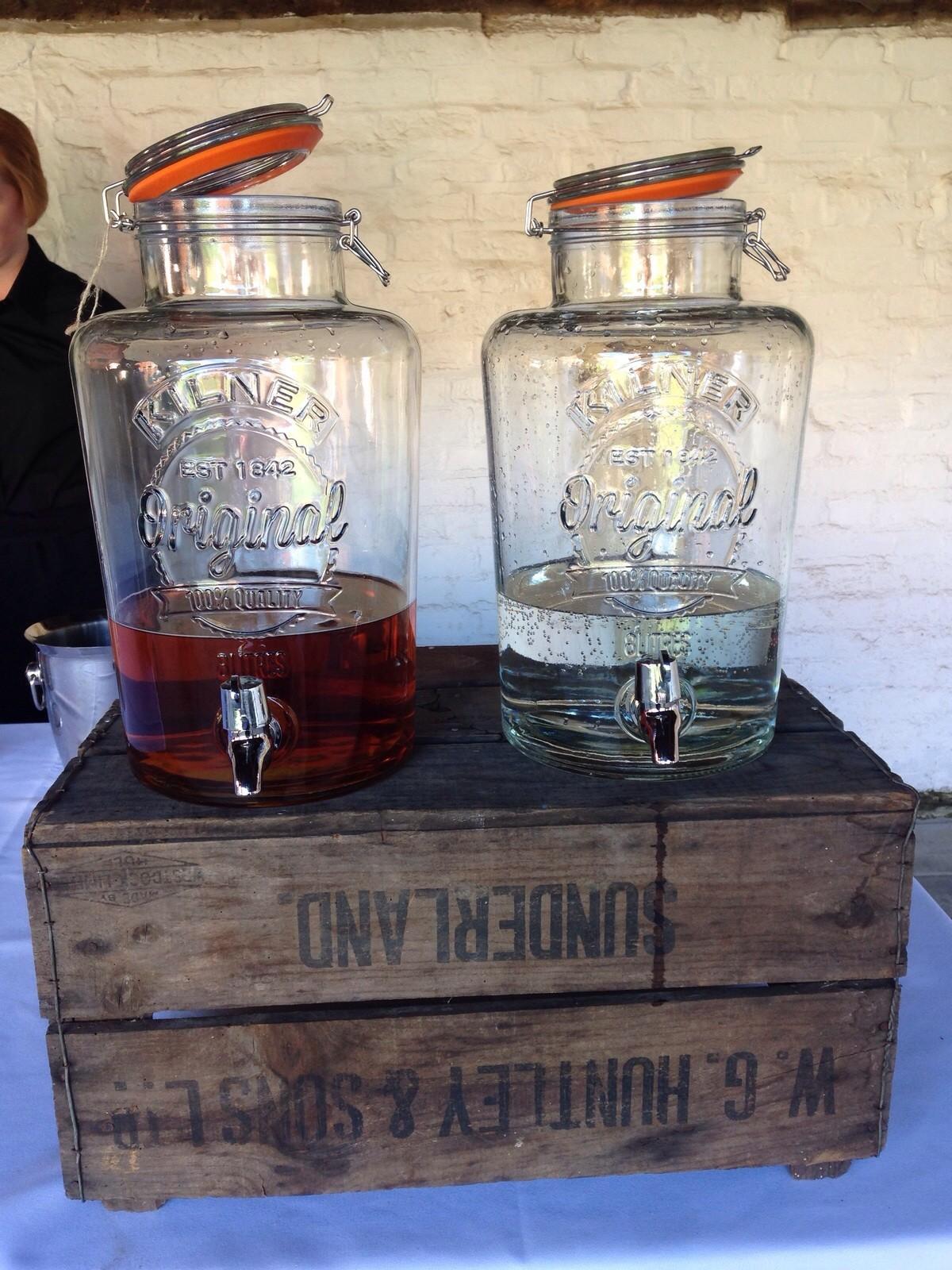 Vintage Soft Drinks Presentation