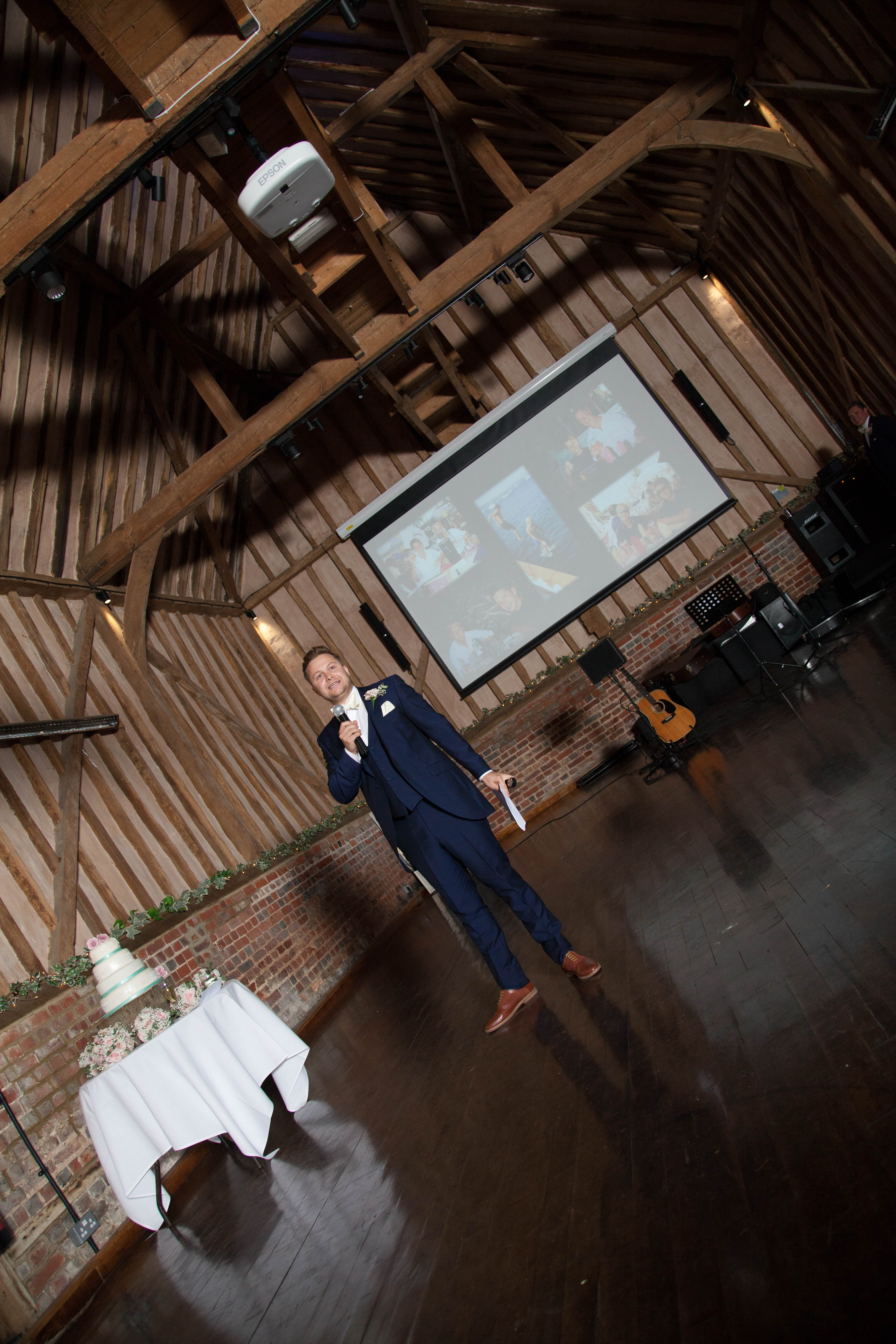 Lisa Gill Fine Art Photography. The big screen. Perfect for those big speeches!