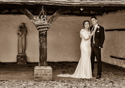 Martin Pickles Photography. The Cloisters Barn used as another scenic spot for your photos