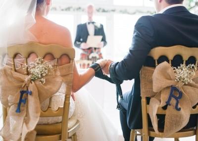 Hannah McClune Photography. Wedding in the Small Barn