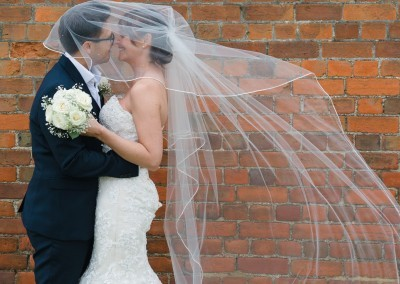 Hannah McClune Photography. Handy gust of wind made this wonderful shot!