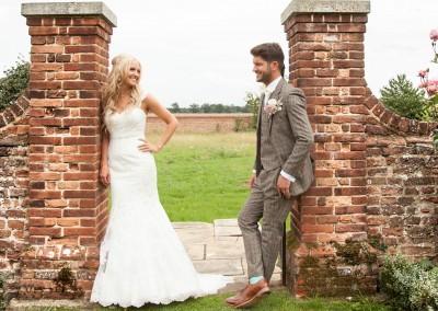 LG Fine Art Wedding Photography. The Garden Gate  Photo.